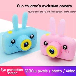 Children Mini Camera Full HD 1080P Portable Digital Video Po 2 Inch Screen Display For Kid Game Study Cameras
