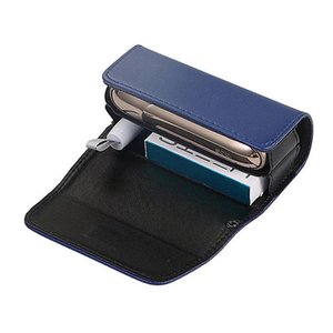 Case For IQOS 3 Duo 3.0 Cigarette Accessories Protective Cover Bag PU Leather Cases Accessory Storage Bags