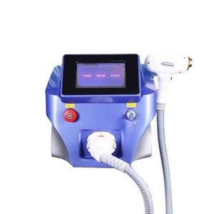 Permance SHR Opt IPL лазерная диодная машина удаления волос 808 755 1064NM Q коммутатор для ухода за кожей пигментная терапия красоты оборудование