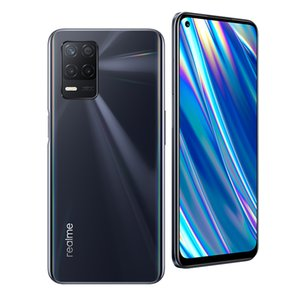 Original Realme Q3i 5G Mobile Phone 4GB RAM 128GB ROM MTK Dimensity 700 Octa Core Android 6.5 inches Full Screen 48MP 5000mAh Fingerprint ID Face Smart Cell Phone