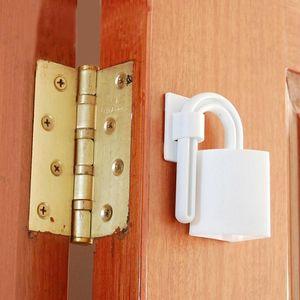 Corner&Edge Cushions 2pcs Door Seam Stopper Protection Lock Anti-Pinch Children Kids Safety Durable Security S7JN