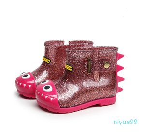 ng Rain Baby Rubber Shoes Sprout Boots Lovely Non-slip Water 0