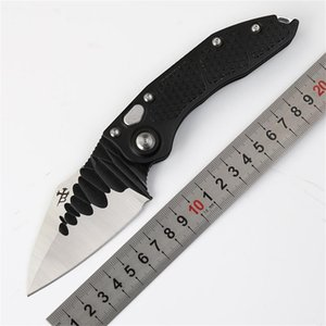High hardness M390 outdoor camping knife 6061 handle Fighting Pocket Knives Hunting Survival EDC Tools