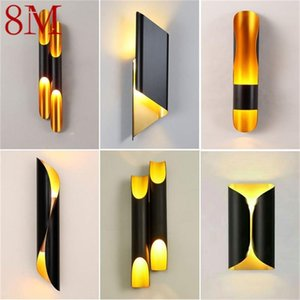 Wall Lamps 8M Nordic Simple Sconces Light Modern LED Lamp Fixtures For Home Corridor Stairs Decoration