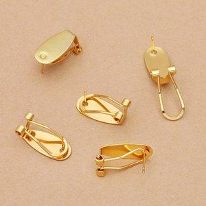 Orecchino dell'argento dell'argento della taidiana per le donne native perline orecchino orecchino gioielli per la ricerca di 50 pezzi / lotto 328 q2