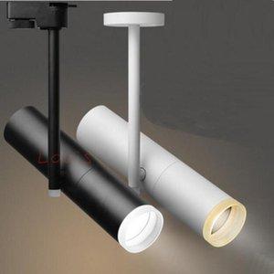 Toptan Perakende 10 W 12 W 15 W 20 W Cree Dim Kobay LED Parça Işık Spot Duvar Lambası Spot Izleme AC110V / 240 V 6 adet / grup ışıkları