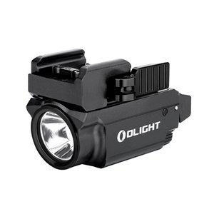 OLIGHT Baldr RL Mini Tactical Light 600 Lumens Ultra-compact Rechargeable with Both Red Laser Sight and White LED Flashlight