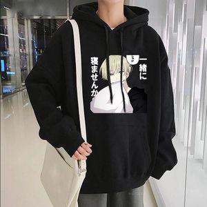 Anime japonés jujutsu kaisen inumaki toge sudaderas suisex ropa kawaii dibujos animados gráfico streetwear de manga larga sweatshirt hombre swe