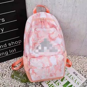 2021 spring new Korean Fashion College Students women's net red fashion backpack leisure sports large capacity bag 5GE2