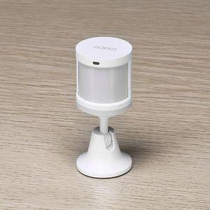 Original Xiaomi Youpin Aqara Smart Human Body Sensor Movement PIR Motion Sensor Zigbee Wireless Connection Works With Mi Home APP 3002255 C1