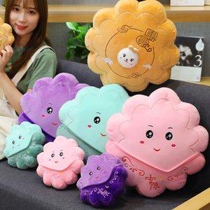 Cartoon plush toy pendant rabbit moon cake pillow car home cushion mid-autumn festival gift