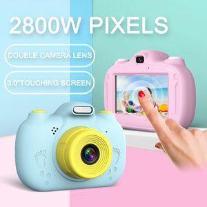 Children Camera Intelligent Automatic Portable Mini Cartoon Digital Small DSLR Photo