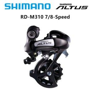 دراجة derailleurs altus rd-m310 m310 7/8/21/24 سرعة ركوب الجبل الخلفي derailleur العلامة التجارية الأصلية