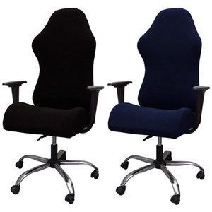 Elastic Electric Gaming Chair Covers Household Office Internet Cafe Rotating Armrest Stretch Cases
