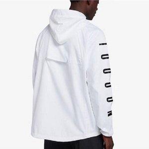 Herrenjacke Frauen Mädchen Mantel Produktion Mit Kapuze Jacken mit Buchstaben Windjacke Zipper Hoodies Männer Sportwear Tops Kleidung Licht Für einen Sommer Abend