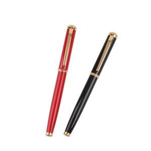 High Quality Metal Fountain Pen Business Office School Writing Iridium Pens