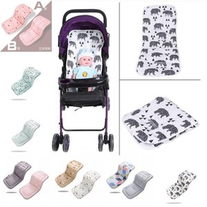 Baby Stroller Seat Cotton Comfortable Soft Child Cart Mat Infant Cushion By Pad Chair Pram Car Newborn Pushchairs Accessories 1226 Y2