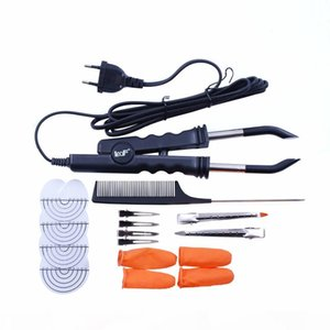 Professional Variable Constant Heat Fusion Hair Extension Keratin Bonding Salon Tool Heat Iron Wand