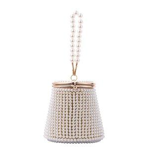 Designer Evening Bags Women Bucket Bag 2021 Fashion Tote-Bag Cute Small Purses Acrylic Material Mini Purse High Quality Wholesales