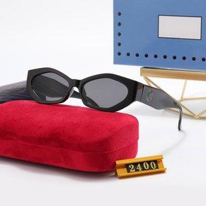2021 تتجه المنتج الرجال النظارات الأزياء النظارات مصمم نظارات الشمس ساحة كبيرة c سلك gu النظارات المعدنية مكبرة خمر النظارات