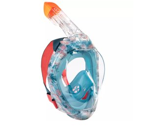 Maschera di snorkeling Easybreath 500 - Esplora le maschere impermeabili subacquee del mondo sottomarino