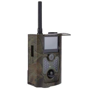 Охотничьи камеры HC - 550G Камера Четыре языка EU Plug Infrared Цифровой Зеленый Трейс Скаутинг С 12 МП 1080P HD Видео 3G MMS GPRS