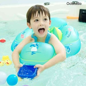 Baby Lying Circle Swimming Ring Child Underarm Floating 0-4 Years Old One-Pieces