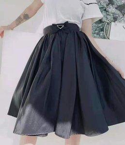 21SS Frauen Rock Bug Business Hohe Qualität Dame Half Kleider mit invertierten Dreieck Spielen Röcke für Frühling Herbst Outwears