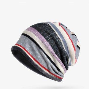 Sport Running Cap Scarf Cotton Women Men Breathable Stretch Hat Autumn Winter Neck Warmer Style Hat 926 Z2