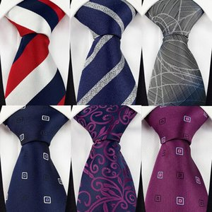 Neck Ties Sitonjwly 8cm Mens Striped Groom Business Necktie For Wedding Party Tie Women Neckwear Male Gravatas Slim Cravat