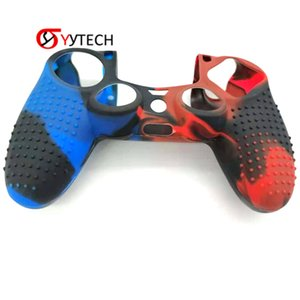 SYYTECH Protector Skin Covers Anti-slip Soft Silicone Cases for PS4 Controller Handle Game Accessories