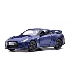 1 36 Nissan GTR Metal Vehicle Diecast Pull Back Cars Model Toys for Boy Collection Xmas Gift Office Home Decoration