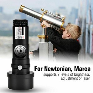 1.25IN Collimator 2INCH Adapter Reflector Telescope Newtonian SCA Laser Collimation 7 Brightness Level Astronomical
