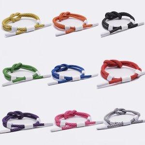 Mode Accessoires Schnürsenkel Armbänder stricken Paare Freundin Valentinstag Geschenk Liebe comp