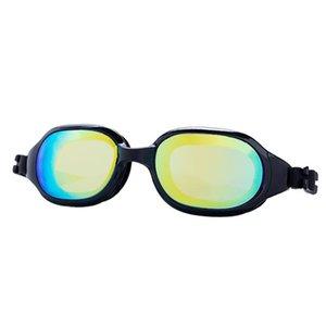 نظارات نظارات السباحة نظارات للجنسين تصفيح نظارات السباحة للماء UV حماية غوص نظارات السباحة نظارات Jllwee Xjfshop