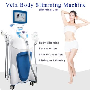 Vela body slimming system vacuum rf infrared roller skin massage equipment ultrasonic cavitation shaping beauty machine