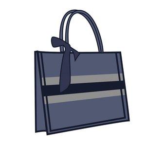 Sneaker Lab-Einkaufstasche Handtasche Mode Klassische Männer und Frauen Brieftasche Leinwand Handtasche Multicolor Muster Gewebte Einkaufstasche Tote