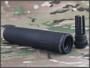 AAC M4-2000 SPR Suppressor Deluxe CNC And Anodize Process Aluminum Paintball Airsoft Hunting Accessories