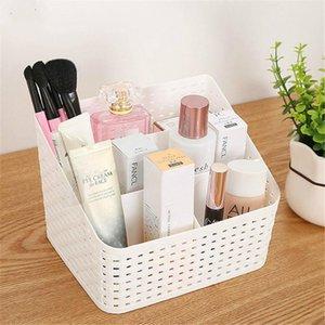 Makeup Organizer Box For Cosmetics Desk Office Storage Skincare Case Lipstick Sundries Jewelry Boxes & Bins