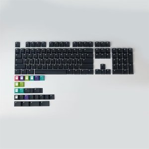 Keyboard Mouse Combos GMK 124 Keys Personalise PBT Keycaps Cherry Profile Unique Font DYE-Sublimation Keycap For Mechanical GH60 64 68 87 10