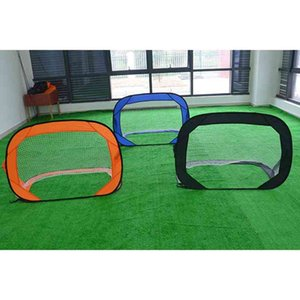 New Folding Children Football Goal Door Set Football Gate Outdoor Sports Toys Kids Soccer Door Set 1200*850*850MM