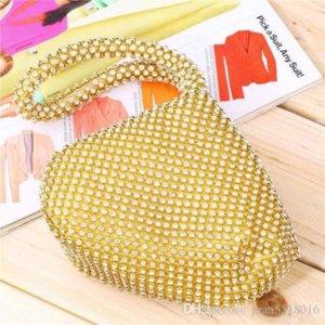 Triangle Shape Day Clutch Women Evening Bag diamond Wristlet Purses Tassel Small Handbags Herald Fashion New Arrivals