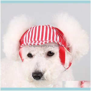 Apparel Home & Gardenpet Dog Hat Baseball Cap Windproof Travel Sports Sun Hats For Puppy Large Dogs Costume Grooming Headwear Pet Supplies D