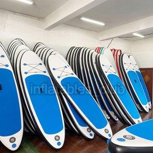 Продвижение ! Подставка для доски для серфинга для озера / SEA SUP PODDLE доска с аксессуарами Индивидуальные 305 * 76 * 15 см, серфингом с плавающим ковриком