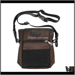 Pet Supplies Home & Gardenpet Treat Training Pouch Hands Waist Bag Dstring Carries Lovely Dogs Patterns Dog Car Seat Ers Drop Delivery 2021 O