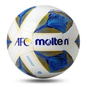 Molten Original Soccer Balls Standard Size 4 Size 5 Soft TPU Machine Stitched Football Training Match League Ball futbol topu