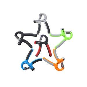 5-60kg Poignée à main réglable Type d'éponge A Amazon Training Training Training Finness Equipements de fitness 6 couleurs