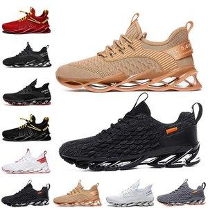 Moda Nefes Mens Womens Koşu Ayakkabıları G26 Üçlü Siyah Beyaz Yeşil Ayakkabı Açık Erkekler Kadın Tasarımcı Sneakers Spor Eğitmenler Büyük Boy