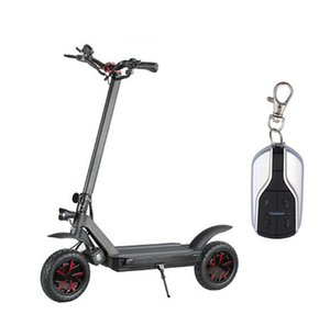 Folding dual-motor drive off-road electric scooter with 10-inch tires long-range single-arm bicycle pk Xiaomi 2 pro