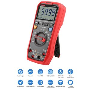 Counters Handheld Digital Multimeter Tester Unit True RMS Auto Range 6000 Counts DC AC 1000V Diode Meter